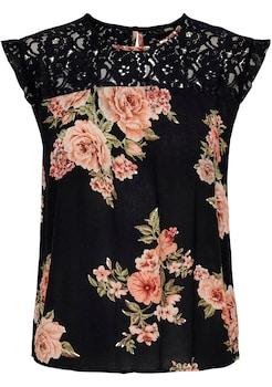Damen Bluse der Marke Only mit Blumen Druck!