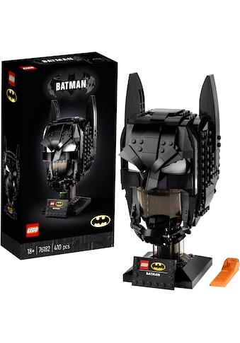 LEGO® Konstruktionsspielsteine »Batman™ Helm (76182), LEGO® DC Comics Super Heroes«,... kaufen