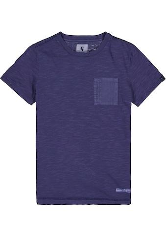 Garcia T-Shirt »mit Brusttasche« kaufen