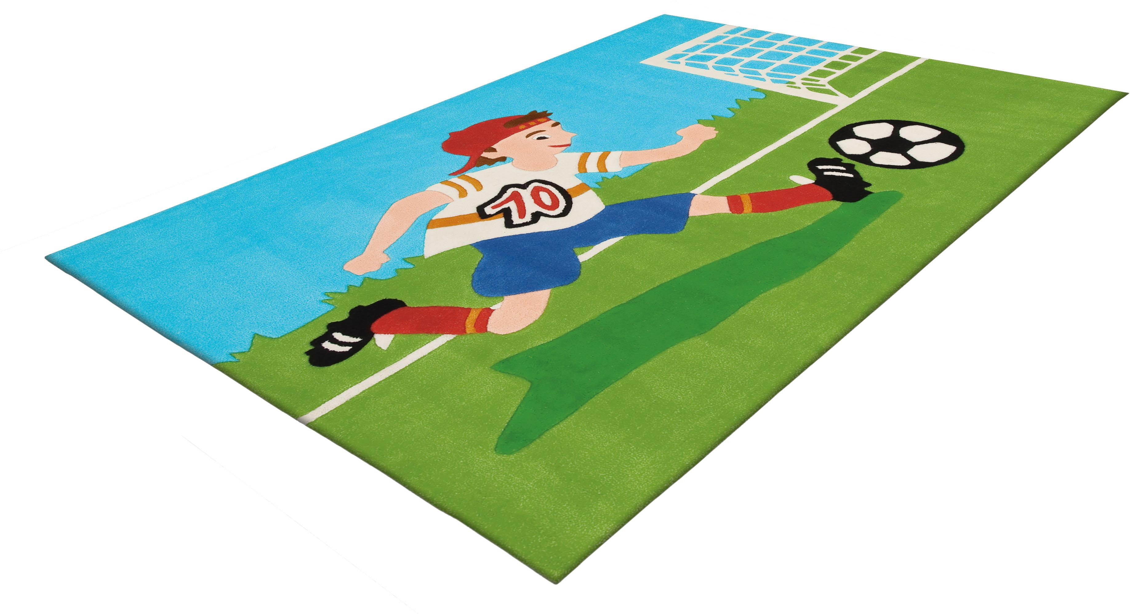 Kinderteppich Joy 4090 Arte Espina rechteckig Höhe 16 mm handgetuftet