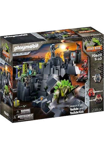 Playmobil® Konstruktions-Spielset »Dino Rock (70623), Dino Rise«, (238 St.), Made in... kaufen