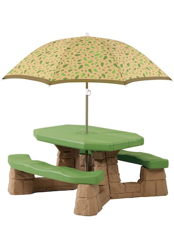 Step2 Kindersitzgruppe, Picknicktisch, BxTxH: 109x104x152 cm kaufen
