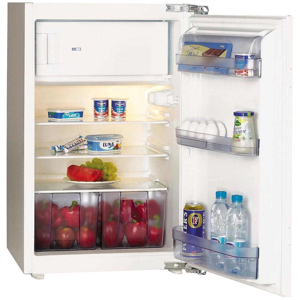 RESPEKTA Küchenzeile, mit E-Geräten, Breite 270 cm