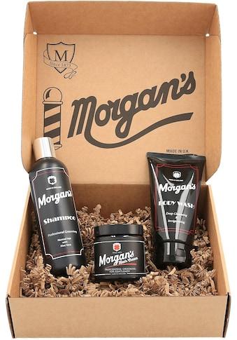"""Morgan's Geschenk - Box """"Gentleman's Grooming Gift Set"""", 3 - tlg. kaufen"""