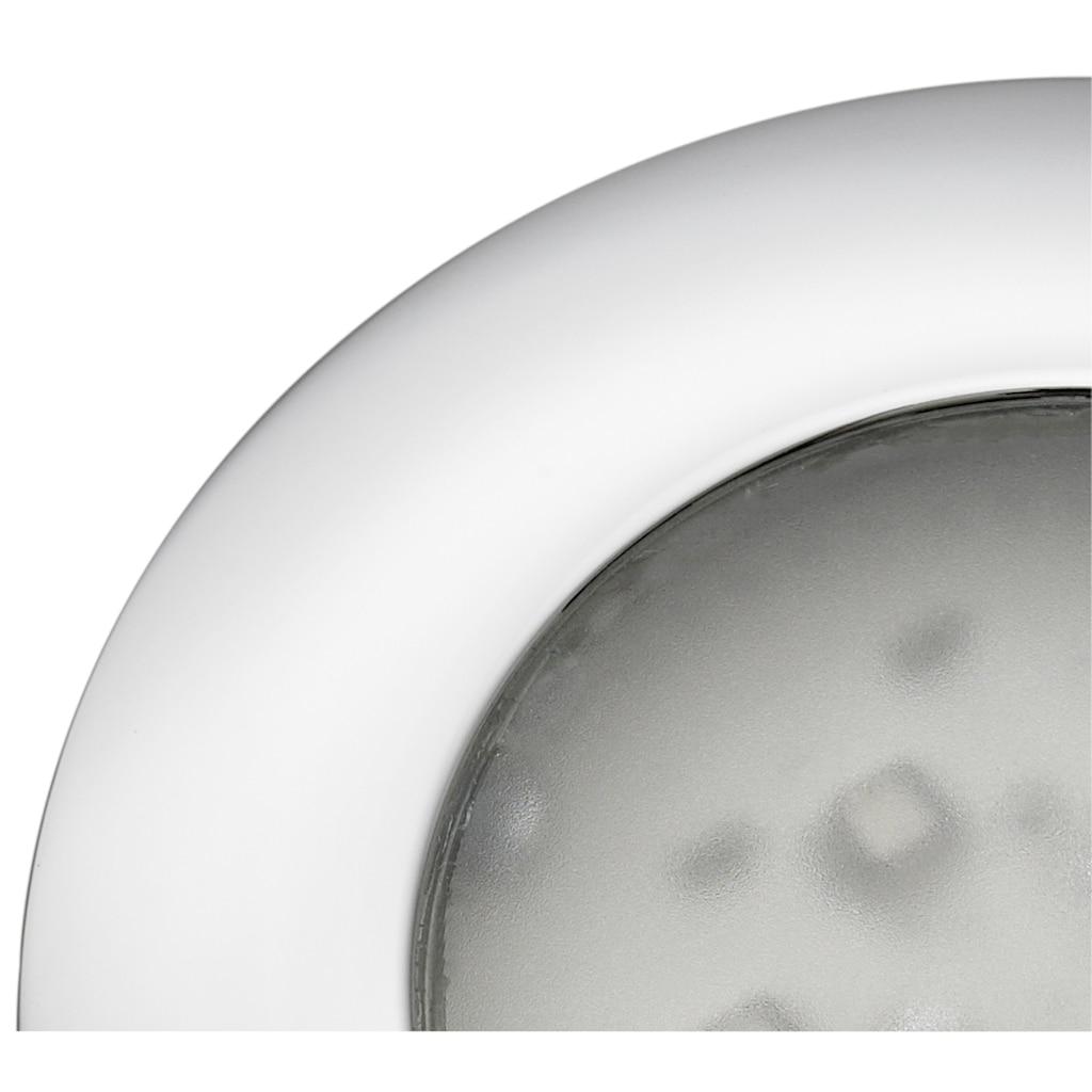OTTOFOND Whirlpool-Badewanne »Sara«, Typ Premium, chrom und Farblichtscheinwerfer