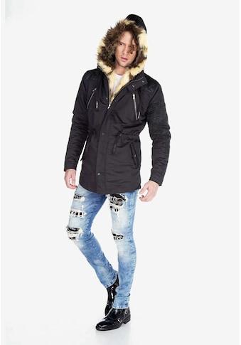 Cipo & Baxx Wintermantel kaufen