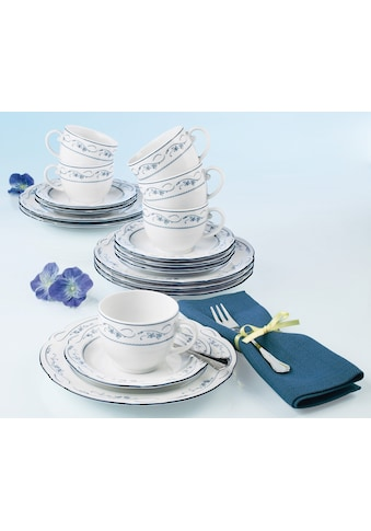 "Seltmann Weiden Kaffeeservice ""Desiree Aalborg"" (18 - tlg.), Porzellan kaufen"
