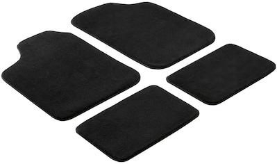 WALSER Auto-Fußmatten »Elegance«, Kombi/PKW, (Set, 4 St.), Gr. B kaufen