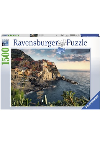 Ravensburger Puzzle »Blick auf Cinque Terre«, Made in Germany kaufen