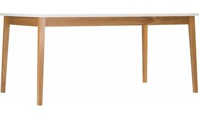 Woodman Esstisch »Elinee«, Breite 165 cm kaufen