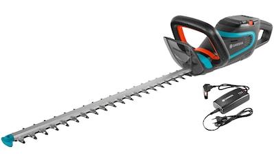 GARDENA Akku-Heckenschere »PowerCut Li-40/60, 09860-20«, 60 cm Schnittlänge, mit Akku... kaufen