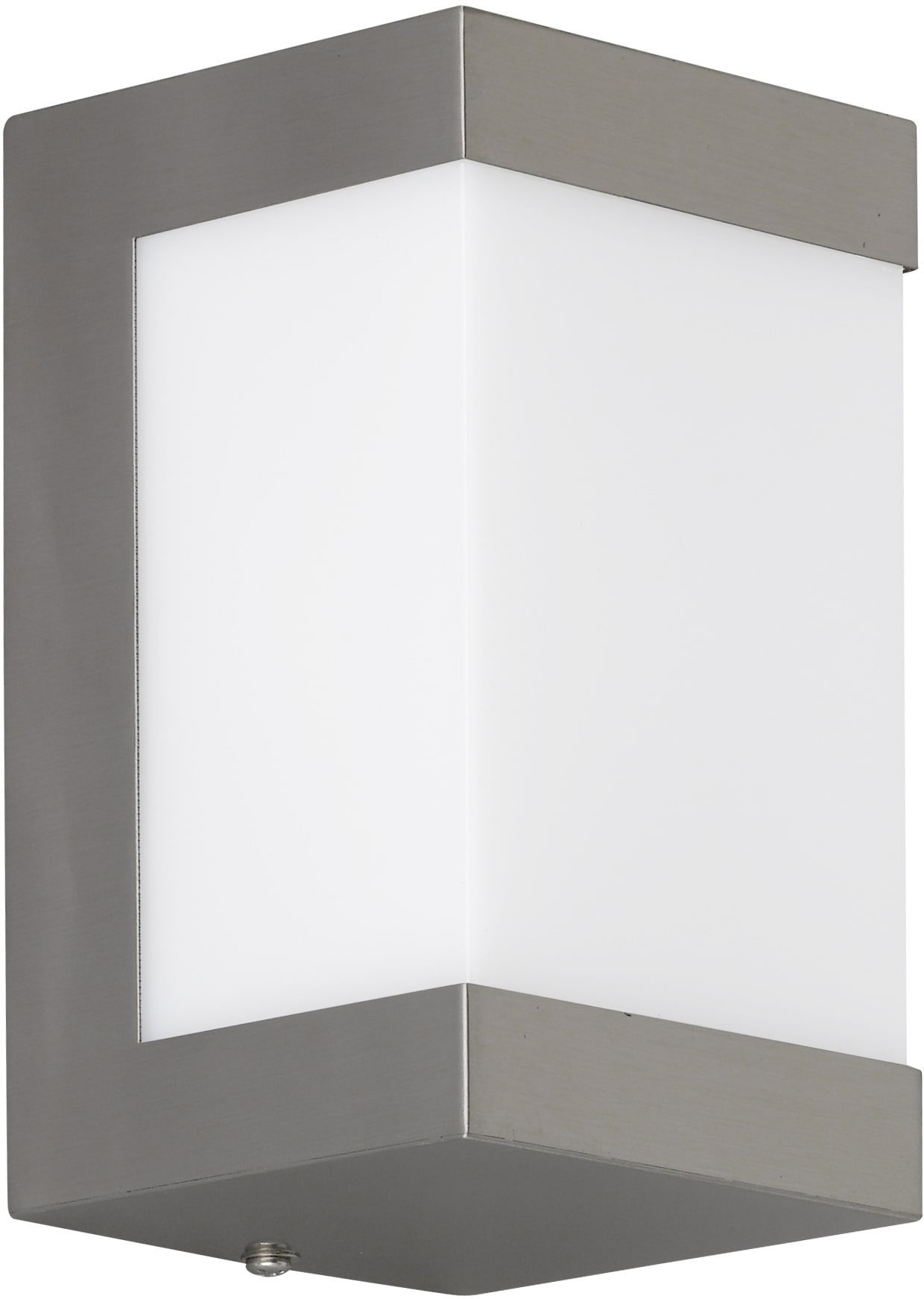 WOFI Außen-Wandleuchte CANNES, LED-Modul, Warmweiß