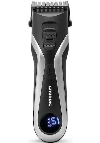 Grundig Haar- und Bartschneider »MC 8840«, 6 Aufsätze kaufen