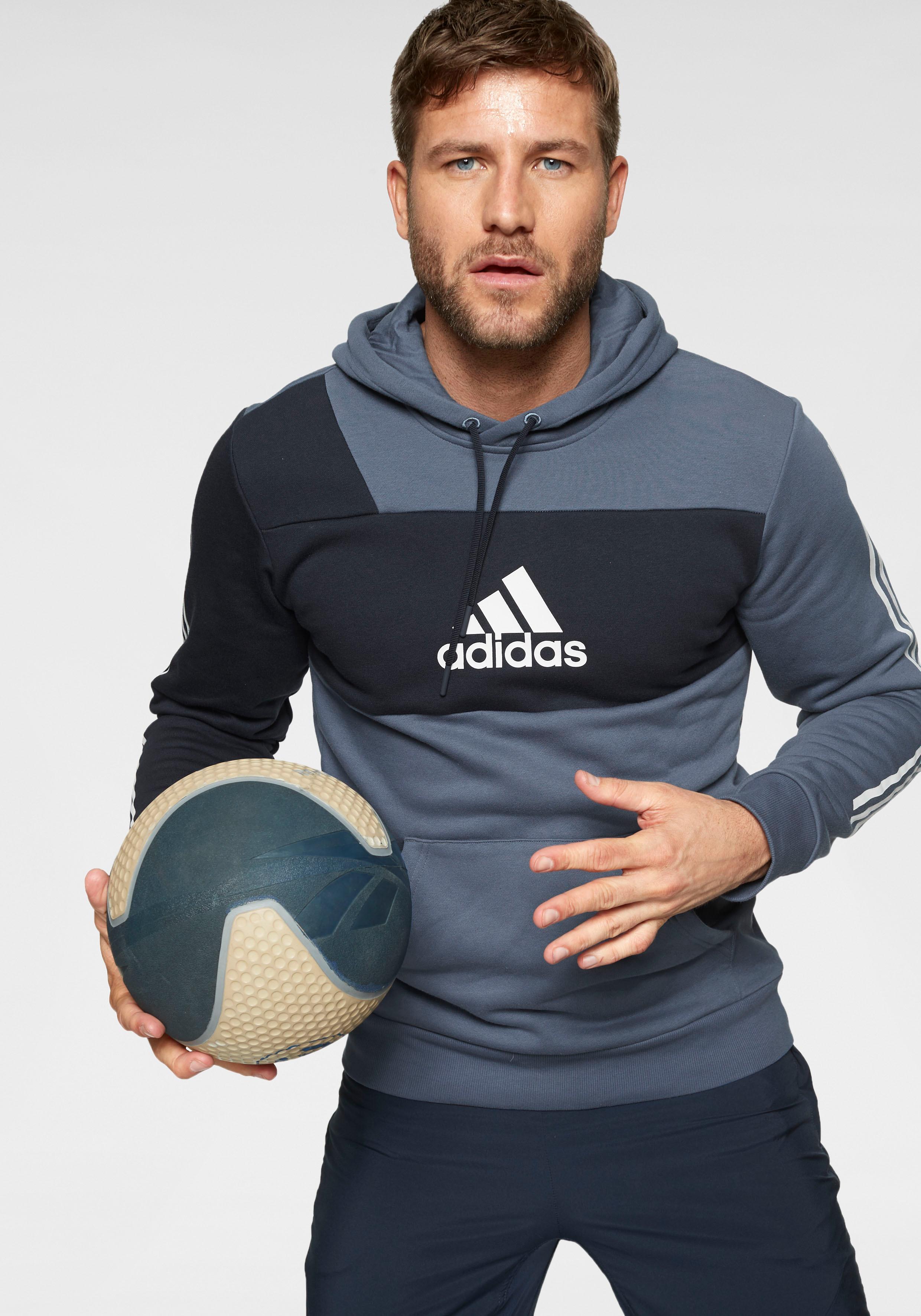 adidas Performance Kapuzensweatshirt SPORT ID PO BRAND | Bekleidung > Sweatshirts & -jacken | Adidas Performance