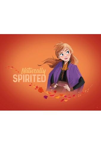 KOMAR Wanddekoration »Frozen 2 Anna Autumn Spirit«, ohne Rahmen kaufen