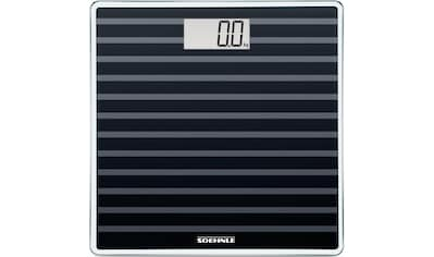 Soehnle Personenwaage »Sense Compact 200, Black Edition« kaufen