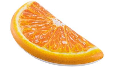Intex Luftmatratze »Orange Slice«, 178x85 cm kaufen