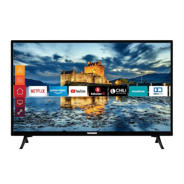 Telefunken , LED-Fernseher (80 cm / (32 Zoll), Full HD
