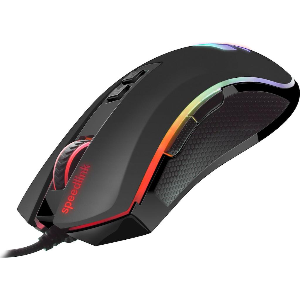Speedlink Gaming-Maus »ORIOS RG«, kabelgebunden