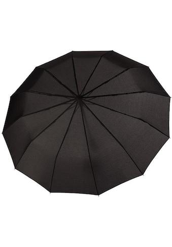 "doppler® Taschenregenschirm ""Fiber Magic Major, uni black"" kaufen"