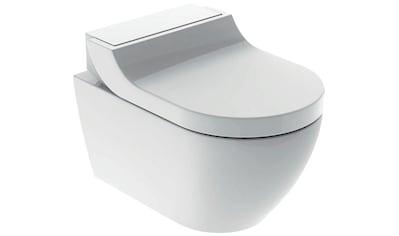 GEBERIT Tiefspül-WC »AquaClean Tuma«, Classic Dusch-WC Komplettanlage mit WC-Sitz, mit... kaufen