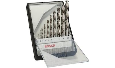 BOSCH HSS - Bohrersatz , 10 - tlg. kaufen