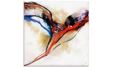 Artland Glasbild »Engel - abstrakt I«, Muster, (1 St.) kaufen