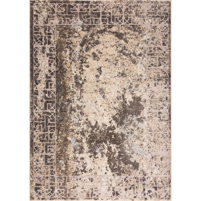 Teppich, »Dorian«, Home affaire, rechteckig, Höhe 12 mm, maschinell gewebt