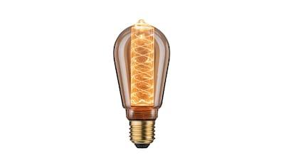 Paulmann LED-Leuchtmittel »Vintage-Kolben ST64 Inner Glow 4W E27 Gold mit Innenkolben Spiralmuster«, 1 St. kaufen