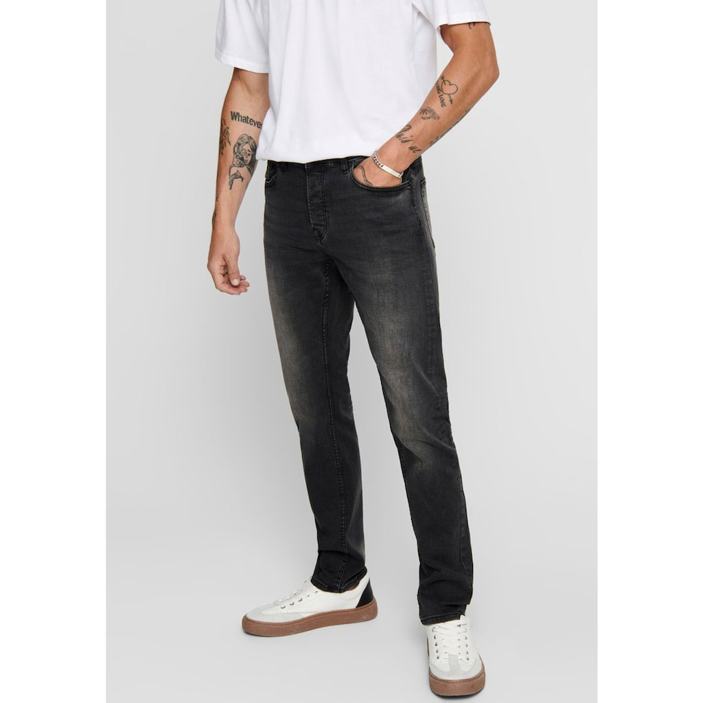 ONLY & SONS Slim-fit-Jeans »LOOM«