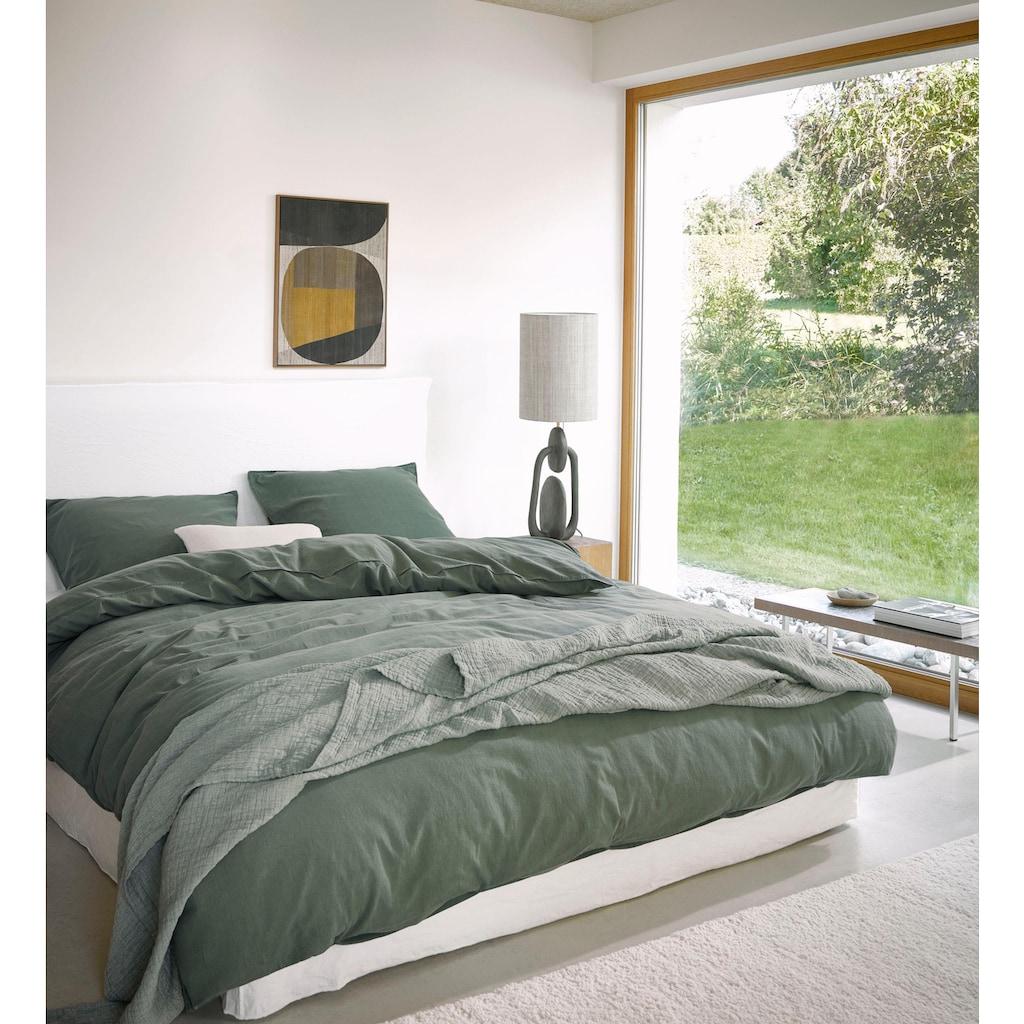 Marc O'Polo Home Bettwäsche »Senja«, Umlaufender Double Stitch