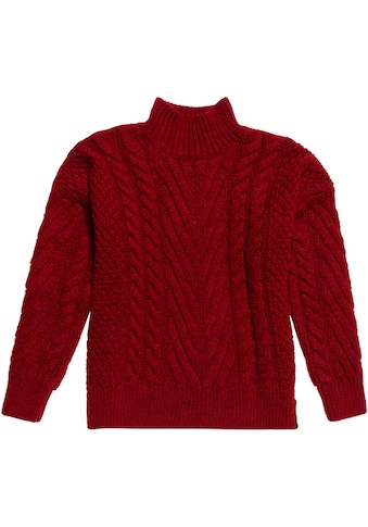 Superdry Strickpullover »DALLAS CHUNKY CABLE KNIT« kaufen