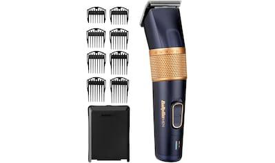 BaByliss Haarschneider »E986E MEN Lithium Power«, 8 Aufsätze, 0,6-28mm kaufen