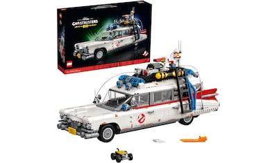 LEGO® Konstruktionsspielsteine »Ghostbusters™ ECTO-1 (10274), LEGO® Creator Expert«, (2352 St.), Made in Europe kaufen