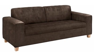 Home affaire 3-Sitzer »Corby«, mit Steppung auf Sitzfläche kaufen