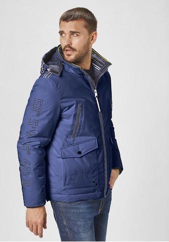 S4 Jackets Outdoorjacke »Speed«, Herren Winterjacke wasserdicht mit Funktion kaufen