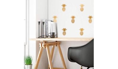 Wandtattoo »Ananas Set« kaufen