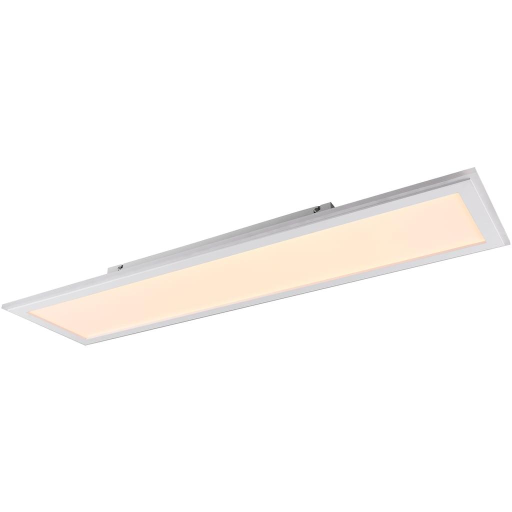 TRIO Leuchten LED Deckenleuchte »Columbia«, LED-Modul, 1 St., Farbwechsler