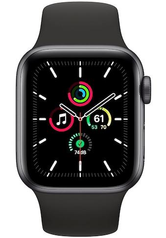 Apple SE GPS, Aluminiumgehäuse mit Sportarmband 40mm Watch kaufen
