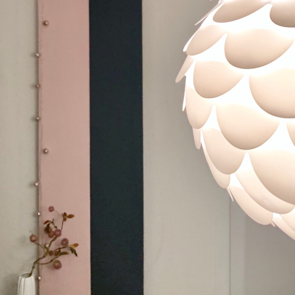 B.K.Licht LED Pendelleuchte »Artemis«, E27, LED Hängeleuchte Puzzle Lampe Blume E27 Kinderzimmer Wohnraum Ø46cm