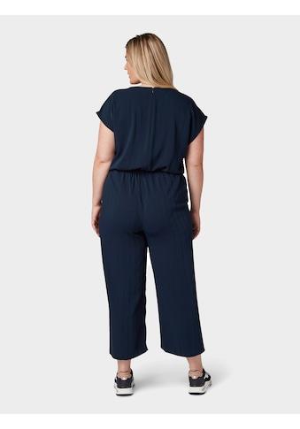 TOM TAILOR MY TRUE ME Jumpsuit »Jumpsuit im Culotte - Look« kaufen