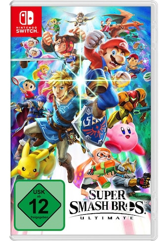 Super Smash Bros. Ultimate Edition Nintendo Switch kaufen