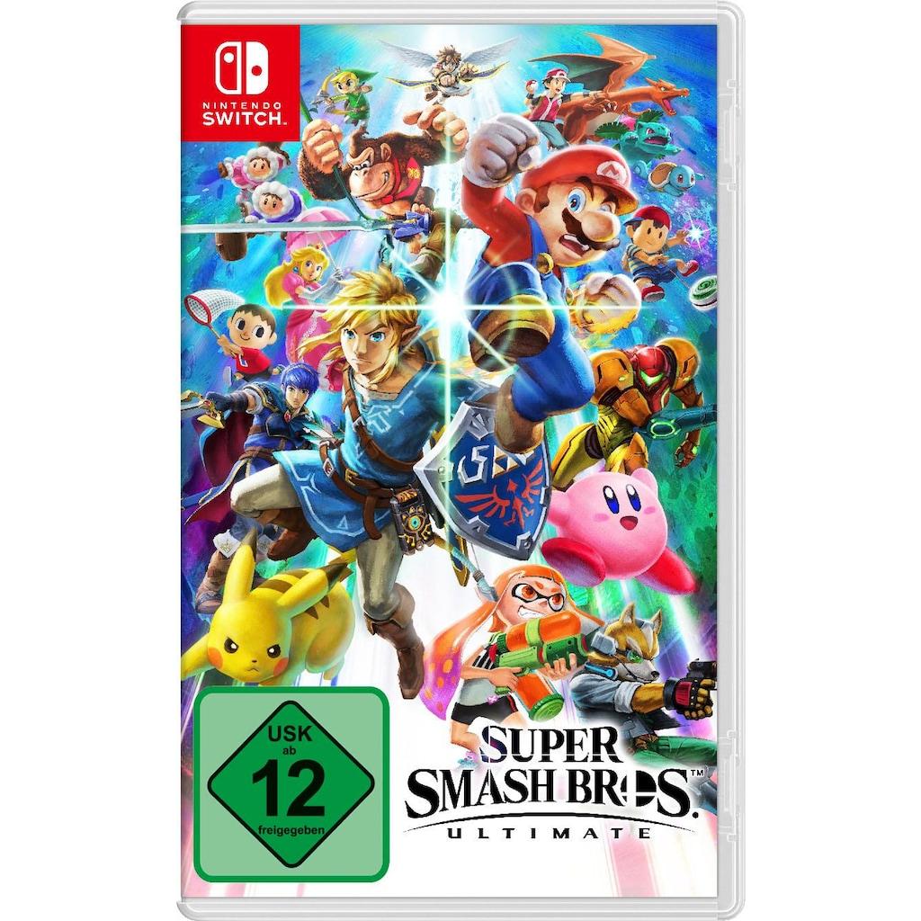 Nintendo Switch Spiel »Super Smash Bros. Ultimate«, Nintendo Switch