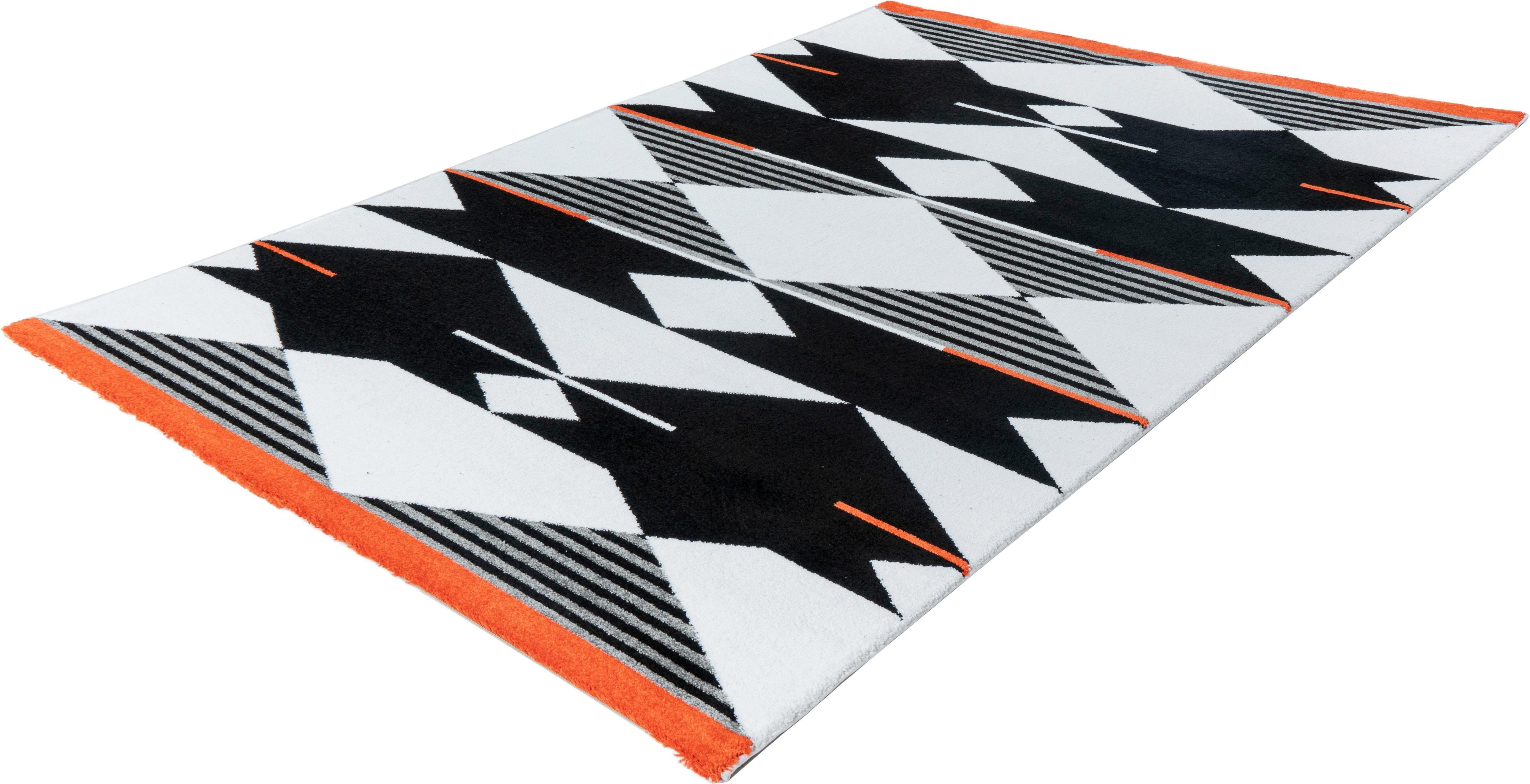 Teppich Polset 550 calo-deluxe rechteckig Höhe 15 mm maschinell gewebt