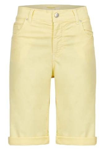 ANGELS Jeansbermudas,Bermuda TU' in Coloured Denim kaufen