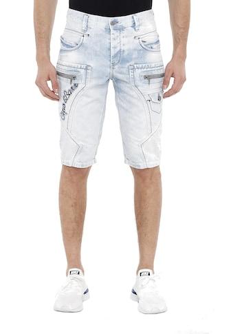 Cipo & Baxx Shorts, mit Seitentaschen kaufen