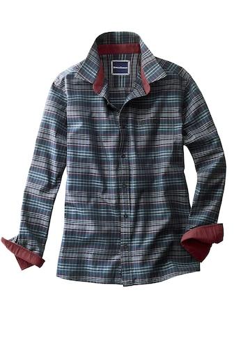 Marco Donati Langarm - Hemd mit abgerundetem Saum kaufen