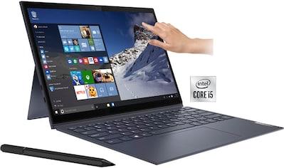Lenovo Notebook »Yoga Duet 7-13IML-05«, (256 GB SSD), inkl. BT-Keyboard & PEN kaufen