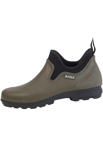Aigle Clog »37877«, Lessfor Plus kaki kaufen