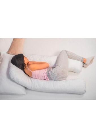 Seitenschläferkissen, »The pregnancy pillow«, MPS TEXTILES kaufen